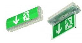 LED Notleuchten V-LUX