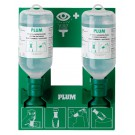 Augenspülstation Midi 2x Augenspülflaschen 500 ml