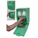 Augenspülstation Midi 2x Augenspülflaschen 500 ml in Wandbox